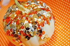 Blinged Out Pumpkin Inspirations for Jewelry Lovers! - The Beading Gem's Journal