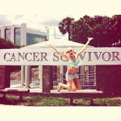 All cancer patients deserve to be happy. #CancerSurvivor