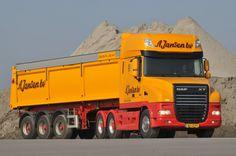 2012 DAF XT - A Jansen of Holland (one off dealer special!)