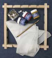 Silk Painting Explorer Pack