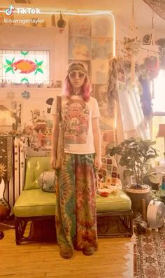 70s Outfits, Swaggy Outfits, Indie Outfits, Boho Outfits, Vintage Outfits, Fashion Outfits, Indie Fashion, Look Fashion, Trippy Hippie