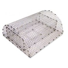 Bal Chatri Trap with Critter Saver. Use for falconry - trapping hawks safely. $59