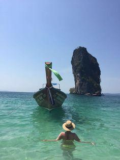 Best Beaches Thailand - Poda Island, Krabi, Aonang www.tenesommer.com