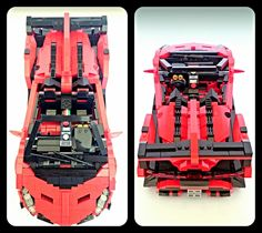 https://flic.kr/p/uL2RJs | LEGO Ideas project; Lamborghini Veneno Roadster |
