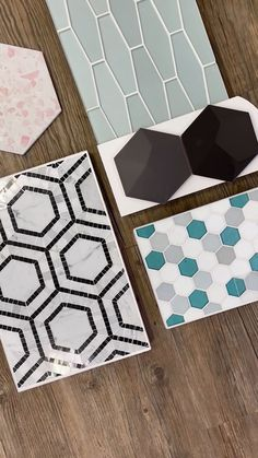 Check out our top 4 tile trends for endless design! From Hexagon tiles to wood look tiles, we will guide you through this years top tile trends! Want more inspo? Head over to our blog to read all about this years biggest design trends for the home!