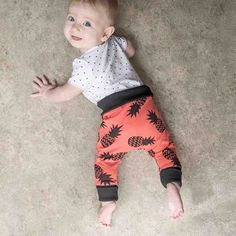 40% off using code MOVINGSALE ends 26th June 2016. Link in bio. Only 1 pair left of these #pineapple pants 0-8 months. #babyharempants that grow with your #baby and #toddler #babywearing #clothdiaper #cutebaby #babyfashion #toddlerstyle