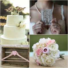 4 fab @Etsy finds for your rustic chic wedding