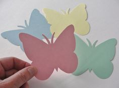 Farfalle-di-carta