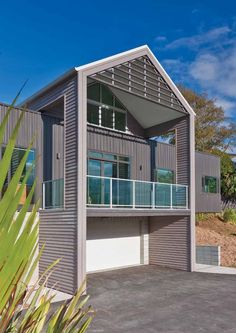 Best 59 Best Colorsteel® Homes Images Cladding New Zealand 400 x 300