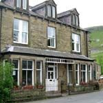 Dale House in the village of Kettlewell in the Yorkshire Dales - for up to 24 people.