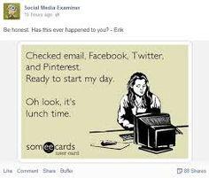 26 creative ways to publish social media updates : social media examiner Funny Quotes For Teens, Funny Dating Quotes, Flirting Quotes, Dating Memes, Marriage Hashtags, Tgif, Social Media Etiquette, Social Media Updates, Check Email