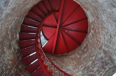 Spiral Stairs, Little River Lighthouse, Cutler, Maine