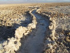 The Salt Flat Walk Way: Atacama Desert, Chile