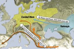 European Invasion: DNA Reveals The Origins Of Modern Europeans | IFLScience