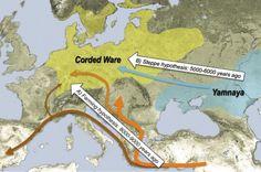 European Invasion: DNA Reveals The Origins Of Modern Europeans | IFLScience