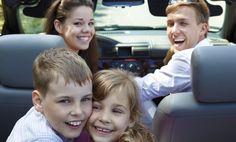 Manejar el estrés viajando con niños