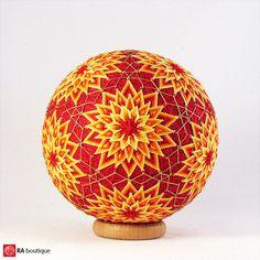 Japanese Temari Ball Holiday Gift