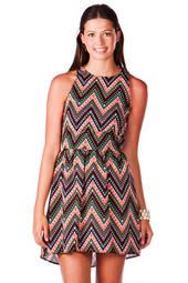 Bahia Printed Dress
