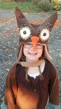 Scrappy Owl.