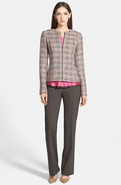 @Commandress Favorites - business casual befitting of an executive - professional fashion   office style