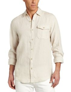 b212c97cd4 AXIS Men s Men s Long Sleeve Linen Shirt