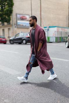 Paris Men's Fashion Week SS16 » Blog Archive » Des gens en photo