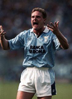 Paul Gascoigne | SS Lazio