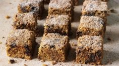 "How to make the perfect Lyle's<span class=""trademark"">®</span> Chocolate Chip and Orange Flapjacks by  on Food Network UK."