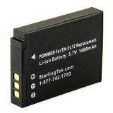 STK's Nikon Coolpix S9100 Battery - 1400mAh (Electronics)By SterlingTek