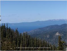 Lake #Tahoe - views from an Emerald Bay #hike