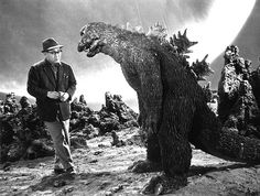 Godzilla, 1954 Behind The Scenes