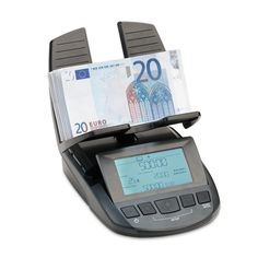 Cashtec RS2000 Coin & Note Counter