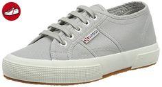 Superga 2750 Plus COTU, Unisex-Erwachsene Sneakers, Grau (lt. Grey), 36 EU - Superga schuhe (*Partner-Link)