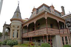 Fortuna Villa in Bendigo.