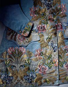 Waistcoat  Textile by Anna Maria Garthwaite  (British, 1690–1763)
