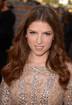 Actress Anna Kendrick arrives at the premiere of Lionsgate's 'What To Expect When You're Expecting'