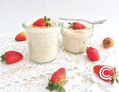 Postre de quinua con leche, está inspirado en el clásico arroz con leche. Preparado con leche, azúcar y aromatizado con naranja, limón y canela. Especial para los niños.