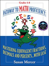 Pathway to Math Proficiency: Teaching Fractions, Award Winning Books, English Language Learners, Self Publishing, Algebra, Pathways, Special Education, Teaching Resources, Good Books
