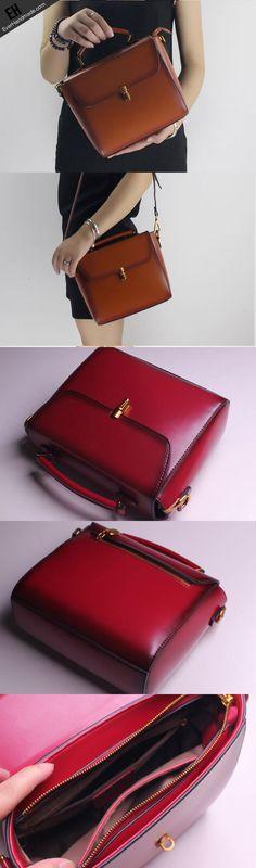 Genuine Leather handbag shoulder bag for women leather crossbody bag