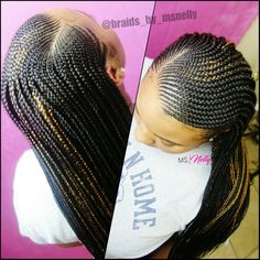 Beyonce braids, formation braids, lemonade braids, small feeder braids, neat braids, braid ideas