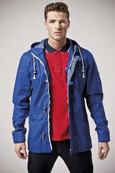 Jacamo SS13 men's clothing collection.