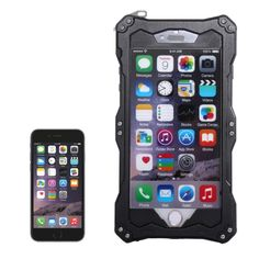 [$22.82] Professional and Powerful Dustproof Shatter-resistant Shockproof IPX7 Waterproof Carbon Fibre Metal Protective Case for…