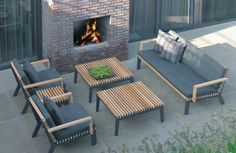 Lounge tuinstoelen bestand - Bestand tegen weer en wind - Comfy cushions - Lounge lawn chairs - All wheather - #WoonTheater