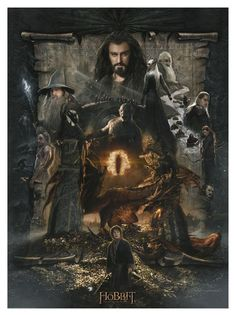 The #Hobbit poster