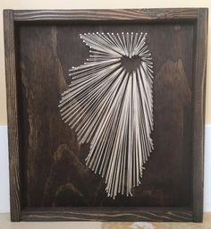 Cadena Arte arte cadena de vanguardia Illinois por MyHammerNailedIt