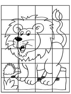 Collaborative Art, Montessori, Activities, Education, Puzzle, Hilarious, Group, Africa