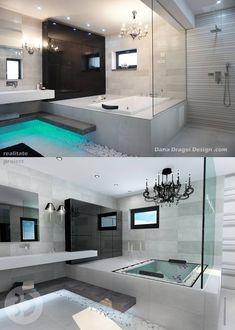 #danadragoi #design #interiordesign #interiordesignideas #tenerife #santacruz #canarias #canaryislands #bathroom #spa Tenerife, Spa, Interiores Design, Bathroom Lighting, Mirror, Furniture, Home Decor, Bathroom Light Fittings, Bathroom Vanity Lighting