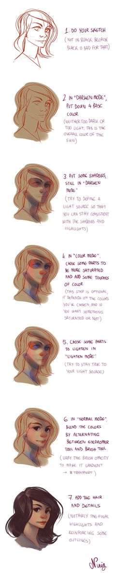 Petit Tuto - english version by Ni-nig on DeviantArt