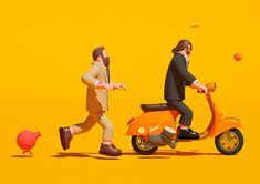 Hanwha Life Campaign by Superfiction | Inspiration Grid | Design Inspiration