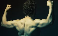 You'll have lats that look like wings